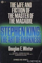 Stephen King: The Art of Darkness (Plume) (0452258049) by Douglas E. Winter