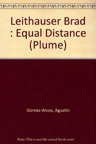 9780452258181: Equal Distance (Plume)