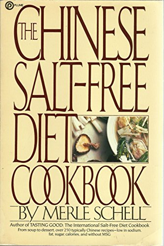 9780452258358: The Chinese Salt - Free Diet CookBook