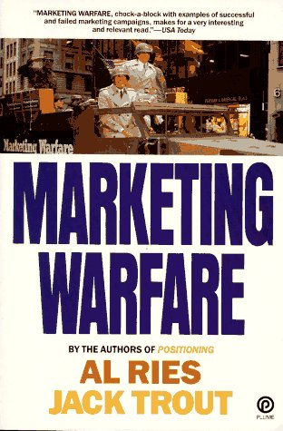 9780452258617: Marketing Warfare