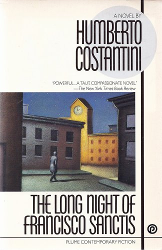 9780452258891: Constantini Humberto : Long Night of Francisco Sanctis (Plume)