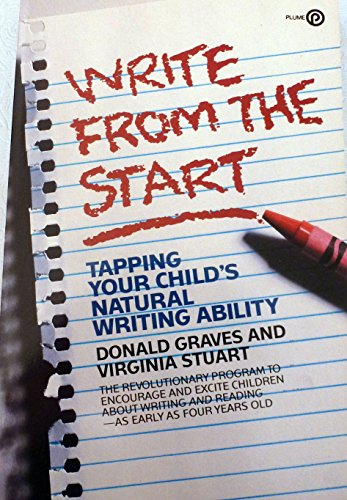 9780452259010: Graves & Stuart : Write from the Start (Plume)