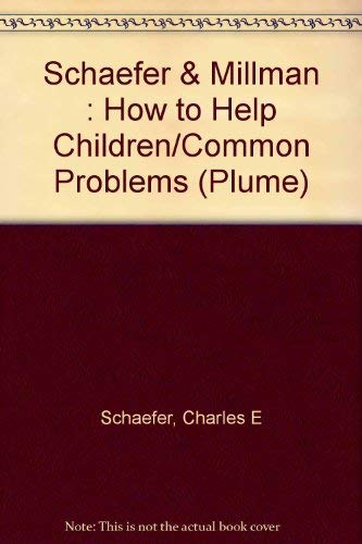 9780452259041: How to Help Children with Common Problems (Mosby Medical Library)