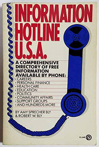 9780452259218: The Information Hotline (Plume)