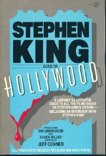 9780452259379: Stephen King Goes to Hollywood: A Lavishly Illustrated Guide to All the Films Based on Stephen King's Fiction
