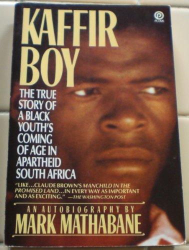 kaffir boy book report