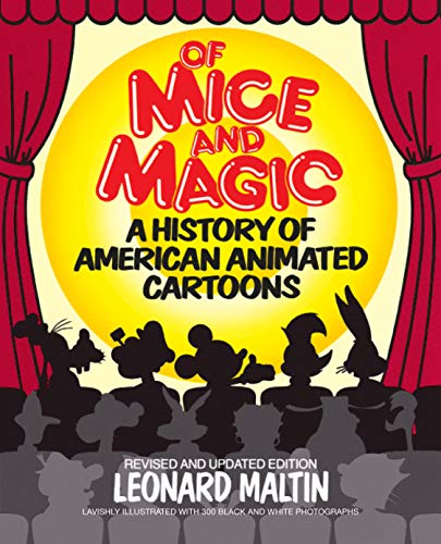 9780452259935: Of Mice and Magic: A History of American Animated Cartoons (Plume Books)