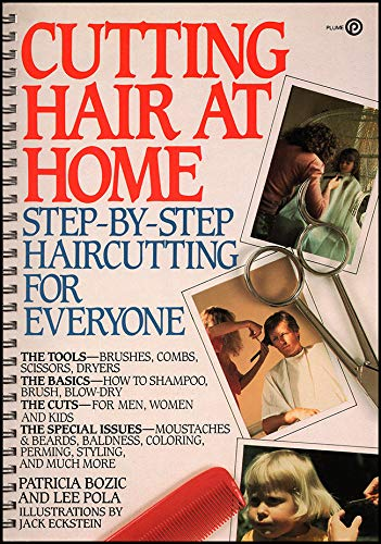 9780452260207: Cutting Hair at Home (Plume)