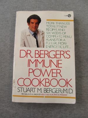 9780452260535: Dr. Berger's Immune Cookbook (Plume)