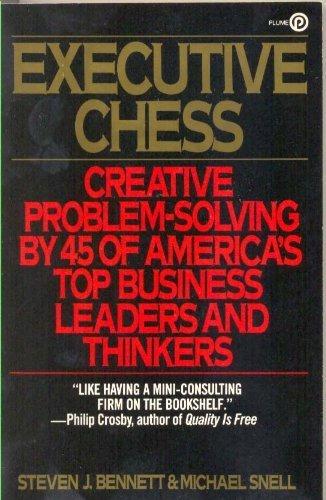 Executive Chess (Plume): S. J. Bennett