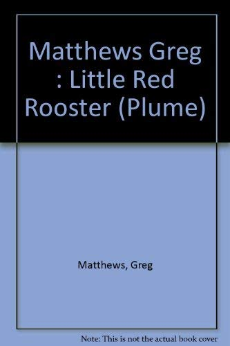 9780452260788: Little Red Rooster (Plume)