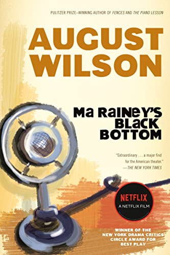 9780452261136: Ma Rainey's Black Bottom: A Play
