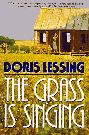 9780452261198: Grass is Singing The (Plume Fiction)