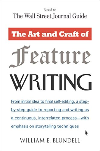 9780452261587: The Art and Craft of Feature Writing: Based on the Wall Street Journal Guide (Plume)