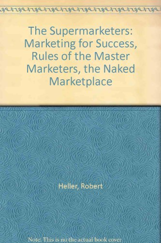 9780452261693: The Supermarketers