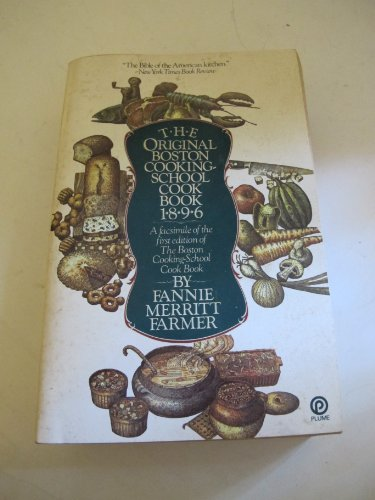 9780452261730: Original Boston Cookbook