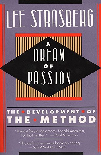 9780452261983: A Dream of Passion: The Development of the Method