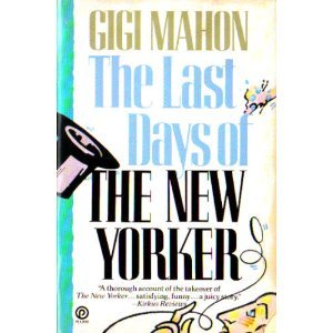 9780452263222: The Last Day of New Yorker (Plume)