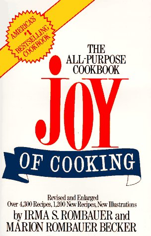 9780452263338: The Joy of Cooking Standard Edition: The All-Purpose Cookbook (Plume)