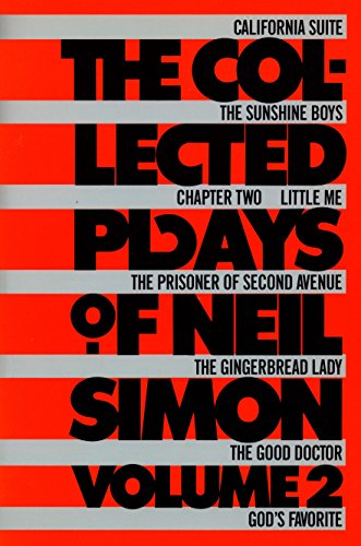 9780452263581: The Collected Plays of Neil Simon: Vol 2 (Plume)