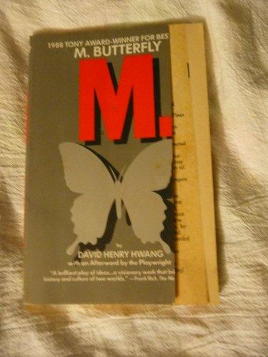 9780452264663: Hwang David Henry : M. Butterfly (Plume)
