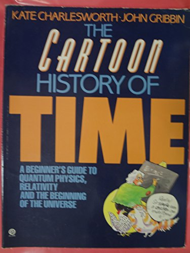 9780452264953: Charlesworth, Gribbin : Cartoon History of Time (Plume)