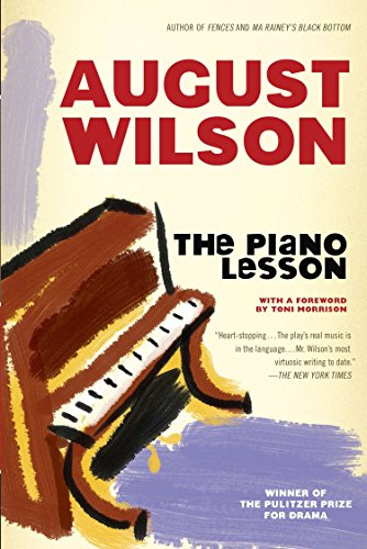 9780452265349: Piano Lesson (Plume)