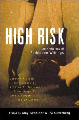 9780452265820: High Risk: An Anthology of Forbidden Writings