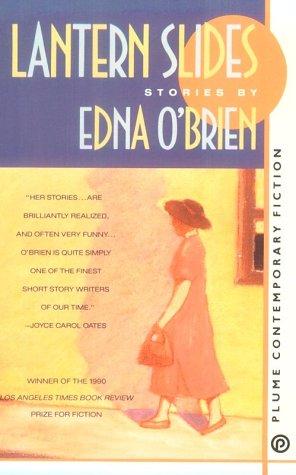9780452266285: O'Brien Edna : Lantern Slides (Plume)