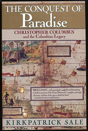 9780452266698: Sale Kirkpatrick : Conquest of Paradise (Plume)