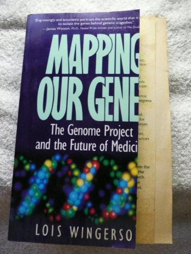 9780452266735: Mapping Our Genes: The Genome Project and the Future of Medicine