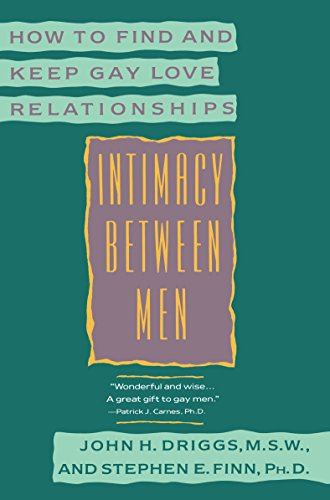9780452266964: Intimacy Between Men: How to Find and Keep Gay Love Relationships (Plume)