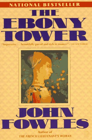 9780452267107: Fowles John : Ebony Tower (Plume)
