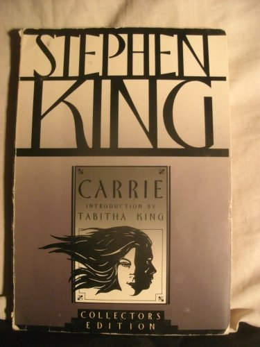9780452267190: Carrie (The Stephen King Collectors Edition)