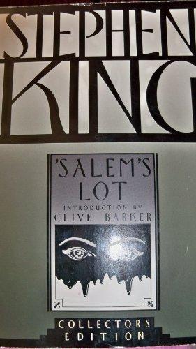 Salem's Lot: Collectors Edition (Collectors' Editions): King, Stephen