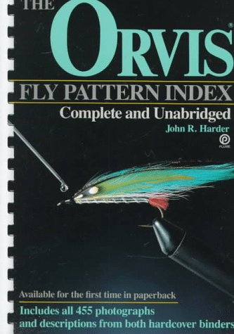 9780452267435: The Orvis Fly Pattern Index: Complete and Unabridged (Plume)