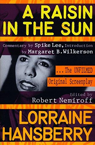 9780452267763: A Raisin in the Sun: The Unfilmed Original Screenplay (Plume)