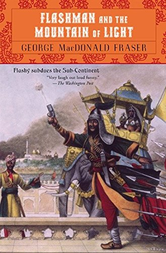 9780452267855: Flashman and the Mountain of Light (Flashman Papers, Book 9)