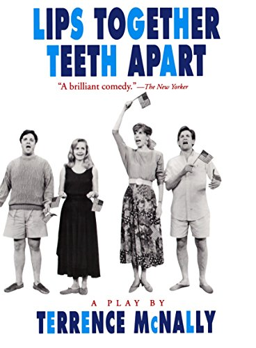 9780452268074: Lips Together, Teeth Apart: A Play (Plume)