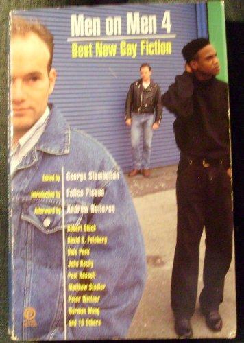 9780452268562: Men On Men 4: Best New Gay Fiction: v. 4 (Plume Books)