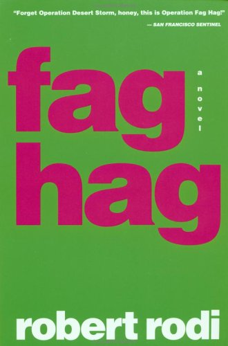 9780452269408: Fag Hag (Plume Fiction)