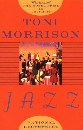 Jazz: Morrison, Toni