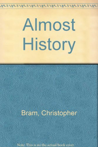 9780452269668: Almost History (Contemporary Fiction, Plume)