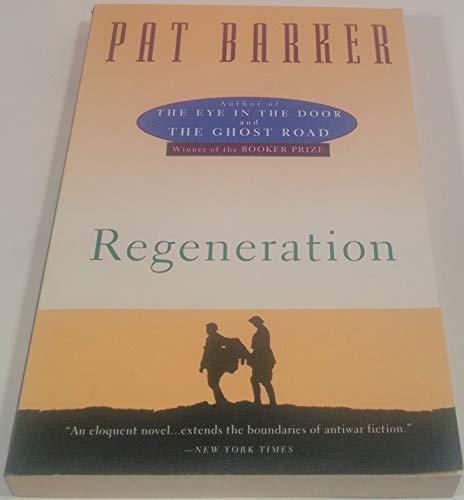 9780452270077: Regeneration (Plume)