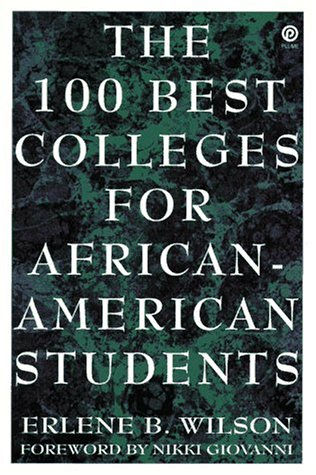 9780452270206: The 100 Best Colleges for African-American Students