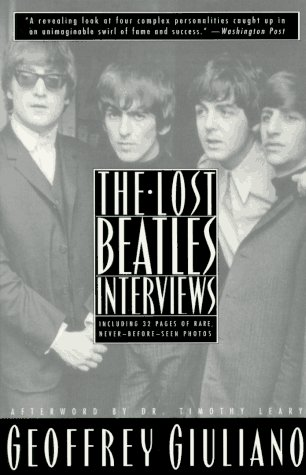 9780452270251: The Lost Beatles Interviews