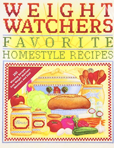 9780452270503: Weight Watchers Favorite Homestyle Recipes: 250 Prize-Winning Recipes from Weight Watchers Members and Staff