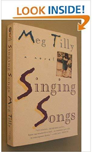 9780452271654: Singing Songs: A Novel
