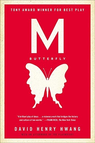 9780452272590: M. Butterfly: With an Afterword by the Playwright