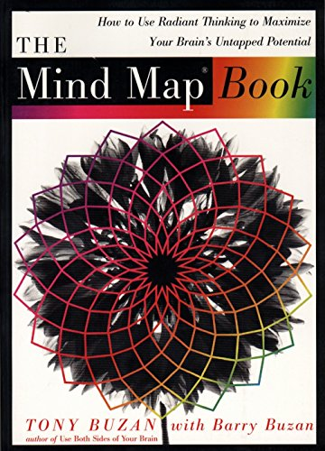 The MIND MAP BOOK 'How to Use: Tony Buzan with